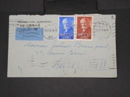 NORVEGE - Enveloppe De Oslo Pour Paris En 1936 - Aff.plaisant - à Voir - Lot P7357 - Norway