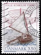 Denmark 1996 Danish Wooden Dinghies / Canots En Bois Danois / Dänisch Holz Jollen  Minr.1127   (O)   ( Lot  B 1657 ) - Oblitérés