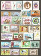 28 Timbres du Koweit