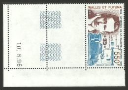WALLIS FUTUNA 1996 MARCONI RADIO TELEGRAPHY CENTENARY COMMUNICATIONS SET MNH - Wallis E Futuna