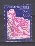 FRANCE / 1996 / Y&T N° 2990a : J. Du Timbre (Semeuse) Avec Surtaxe De Carnet (sans Bord) - Choisi - Cachet Rond - France