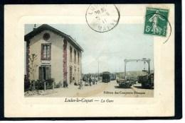 LUDES LE COQUET - La Gare - France