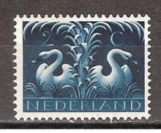 NVPH Netherlands Nederland Pays Bas 407 MNH; Zwaan, Swan - Cisnes