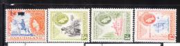 Basutoland 1959 National Council & Surcharged Mint Hinged - Basutoland (1933-1966)