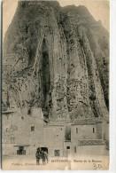 CPA 04 SISTERON ROCHER DE LA BEAUME 1910 - Sisteron