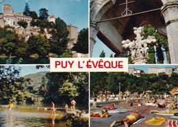 PUY L'EVEQUE MULTIVUES (LBJ) - France