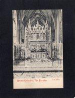 54853   Regno  Unito,   Bristol  Cathedral,  The Reredos,    NV - Bristol
