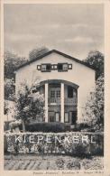 BERGEN 1956 PENSION FRANSISCA RUÏNELAAN 29 BERGEN (NH) - Nederland