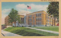 Estados Unidos--Jamestown, N.Y.--High Schooll--Auditorium - Escuelas