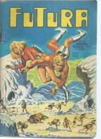 FUTURA  N° 19   - LUG  1974 - Lug & Semic