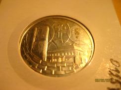 Slovaquie: Médaille Entrée Dans L'Euro 2009  + 2 Euro 2012 - Slovaquie