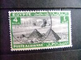 EGIPTO - EGYPTE - EGYPT - UAR 1933-38 Yvert Nº PA 8 º FU - Poste Aérienne