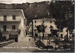 Marche-pesaro-villagrande Veduta Via Interna Villagrande Veduta Parte Giardini Pubblici - Italia