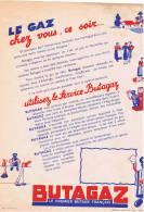 En Cart:pub Butagaz 1937 - Werbung