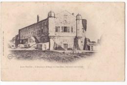 JARD  - L'Ancienne Abbaye De Lieu Dieu , Bâiment Conventuel. - France