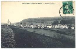 Corcelles Les Monts - Vue Générale - France