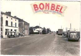 71 VARENNES LE GRAND  QUARTIER DE LA GARE 1960 - France