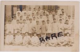 CARTE PHOTO,MILITAIRE,MILITARIA ,GUERRE 14-18,VOSGES,BRUYERES,88, 158 EME REGIMENT INFANTERIE DE LIGNE,ARMEE FRANCAISE - Bruyeres