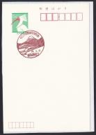 Japan Commemorative Postmark, Linear Motor Car Train Test Track (jc7199) - Japan