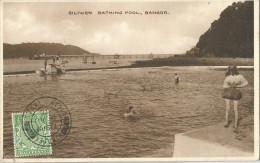 _5pk-823: SILIWEN BATHING POOL, BANGOR . + ½p HINDLEY  WIGANG LANS C S. 30:> Anvers - Andere