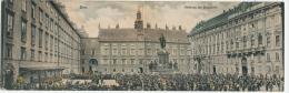 AUTRICHE - VIENNE - WIEN - Ablösung Der Burgwache - Carte Format Panoramique - Vienne