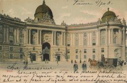AUTRICHE - VIENNE - WIEN - Hofburg - Vienne