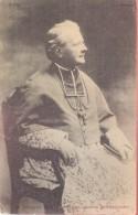 CP - Mgr Schoepfer - éveque De Tarbes - Gardien Du Sanctuaire - Célébrités