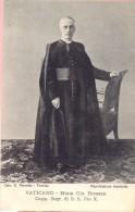 CP - Vaticano - Mons. Gio Bressan - Célébrités