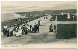 #3794 - Le Tréport 76 - La Terrasse - Le Treport