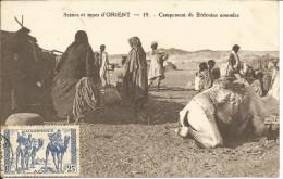 Soudan ? Campement Nomade. 1921. - Mali