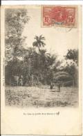 Soudan. Un Coin Du Jardin De La Mission à Kita. 1908. - Mali