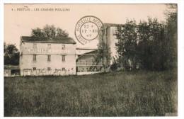 84- PERTUIS-  LES GRANDS MOULINS CIRCULEE 17/12/22 - Pertuis