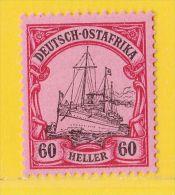 MiNr. 29 Xx   Deutschland Deutsche Kolonie Deutsch-Ostafrika - Colony: German East Africa