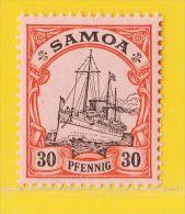 Nr. 12 Xx  Deutschland Deutsche Kolonie Samoa - Colony: Samoa