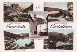 CASTELLANE MULTIVUES (dil231) - Castellane