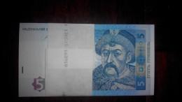 Ukraine - 5 Hryven 2015 Gontareva 100 Pcs UNC Lemberg-Zp NEW - Ukraine