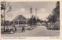 AK Truppenübungsplatz Altengrabow - Konzert-Platz - Dörnitz - 1938 (16203) - Kasernen