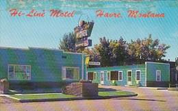 Montana Havre Hi-Line Motel - Havre