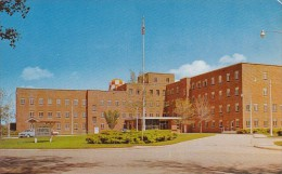Montana Miles City Veterans Administration Hospital - Miles City