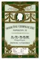 CPA COGNAC / Grande Fine Champagne 1848  - NAPOLEON III - 1801-1848: Precursori XIX