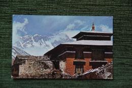 KATHMANDU, Hotel SHANKER - Népal