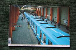 MONTREAL - Métro Station Mc Gill - Montreal