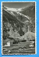 Madd291, Randa Et Hôtel Du Dôme, Circulée Timbre Décollé - VS Valais