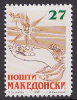 Macedonia 1997 Children´s Week, MNH - Macédoine