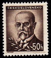 CZECHOSLOVAKIA - Scott #301 President Masaryk / Mint NH Stamp - Czechoslovakia