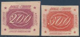BRAZIL - SHORT SET NATIONAL PHILATELIC EXHIBITION, RIO DE JANEIRO 1934 - MNH - Ungebraucht
