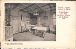 ZURICH - Schweiz. Landesmuseum - Schlafzimmer Aus Dem Schlosschen Wiggen Bei Rorschach - Musée National Suisse - ZH Zürich