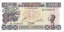 GUINEE - 100 Francs Guinéens - 1998 UNC - Guinea