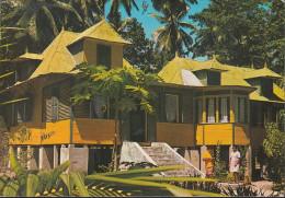 Seychellen - La Digue - Old Style House - Nice Stamp - Seychellen