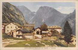 "01821 ""(TORINO) CERESOLE REALE M. 1613 - VEDUTA""   CART. ORIG.  NON  SPED. - Italia"